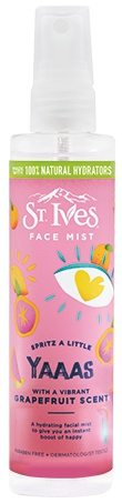 St Ives Face Mist Happy Grapefruit