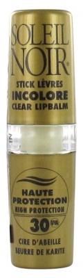 Soleil Noir Clear Lip Balm SPF 30