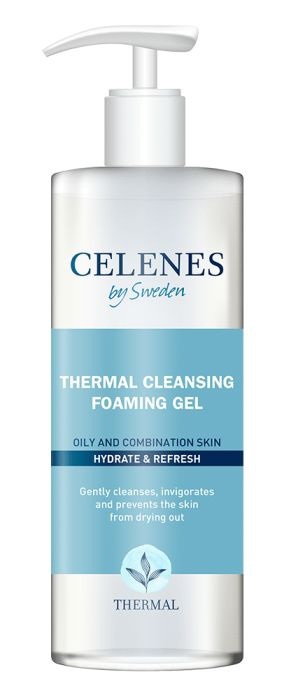 Celenes Thermal Cleansing Foaming Gel