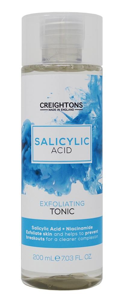 Creightons Salicylic Acid Exfoliant Tonic