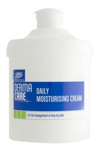 Boots Derma Care Daily Moisturising Cream