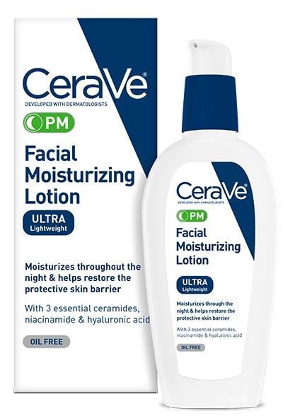 CeraVe PM Facial Mosturizing Lotion