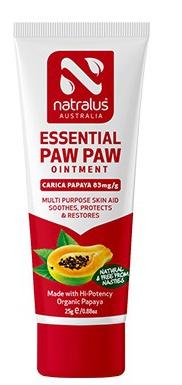 Natralus Australia Essential Paw Paw Ointment
