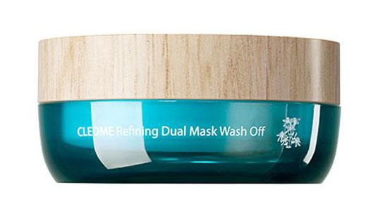 The Saem Refining Dual Mask: Clay Pack