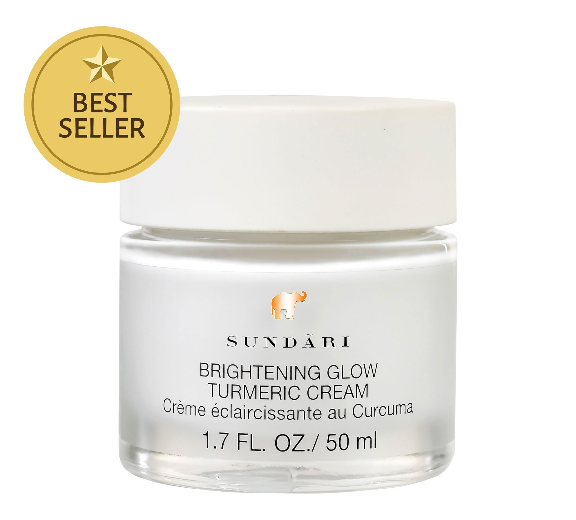 SUNDARI Brightening Glow Turmeric Cream