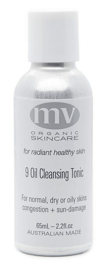 MV Organic Skincare 9 Oil Cleansing Tonic