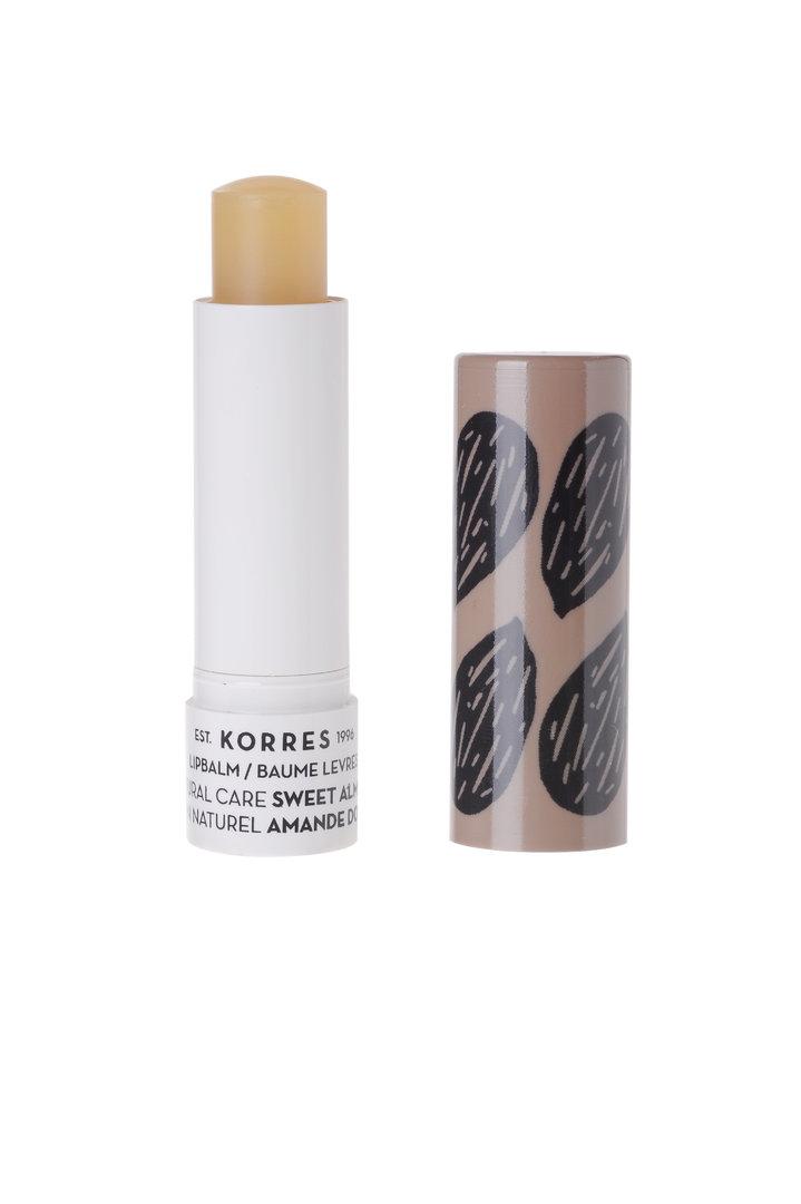 Korres Sweet Almond Oil Lip Balm