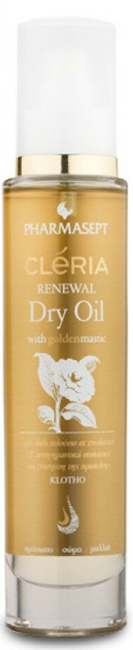 Pharmasept Cleria Renewal Dry Oil With Golden Mastic