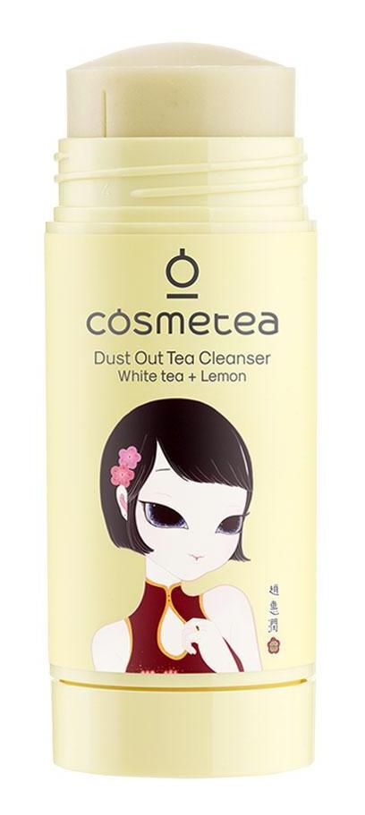 Cosmetea Dust Out Tea Cleanser ~ White Tea & Lemon