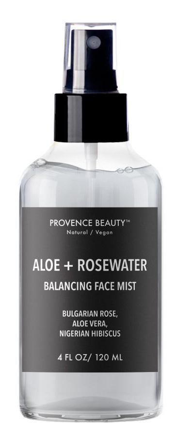 Provence Beauty Aloe Vera And Rosewater Facial Mist