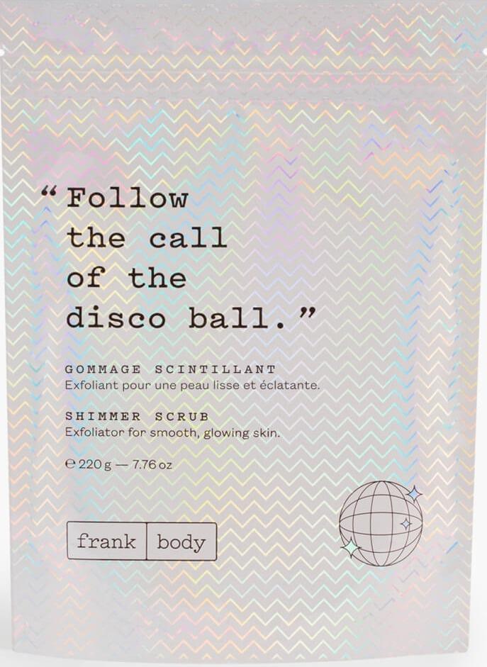 Frank Body Shimmer Scrub