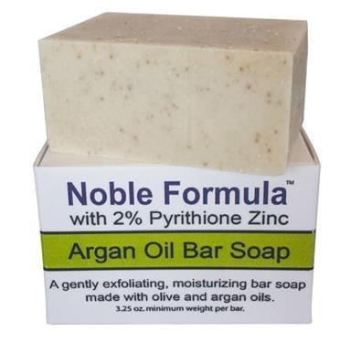 Noble Formula Argan Oil Bar Soap
