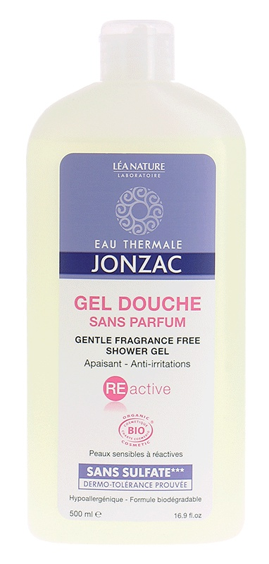 Jonzac Reactive Shower Gel