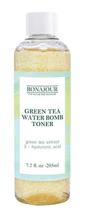 BONAJOUR Green Tea Water Bomb Toner