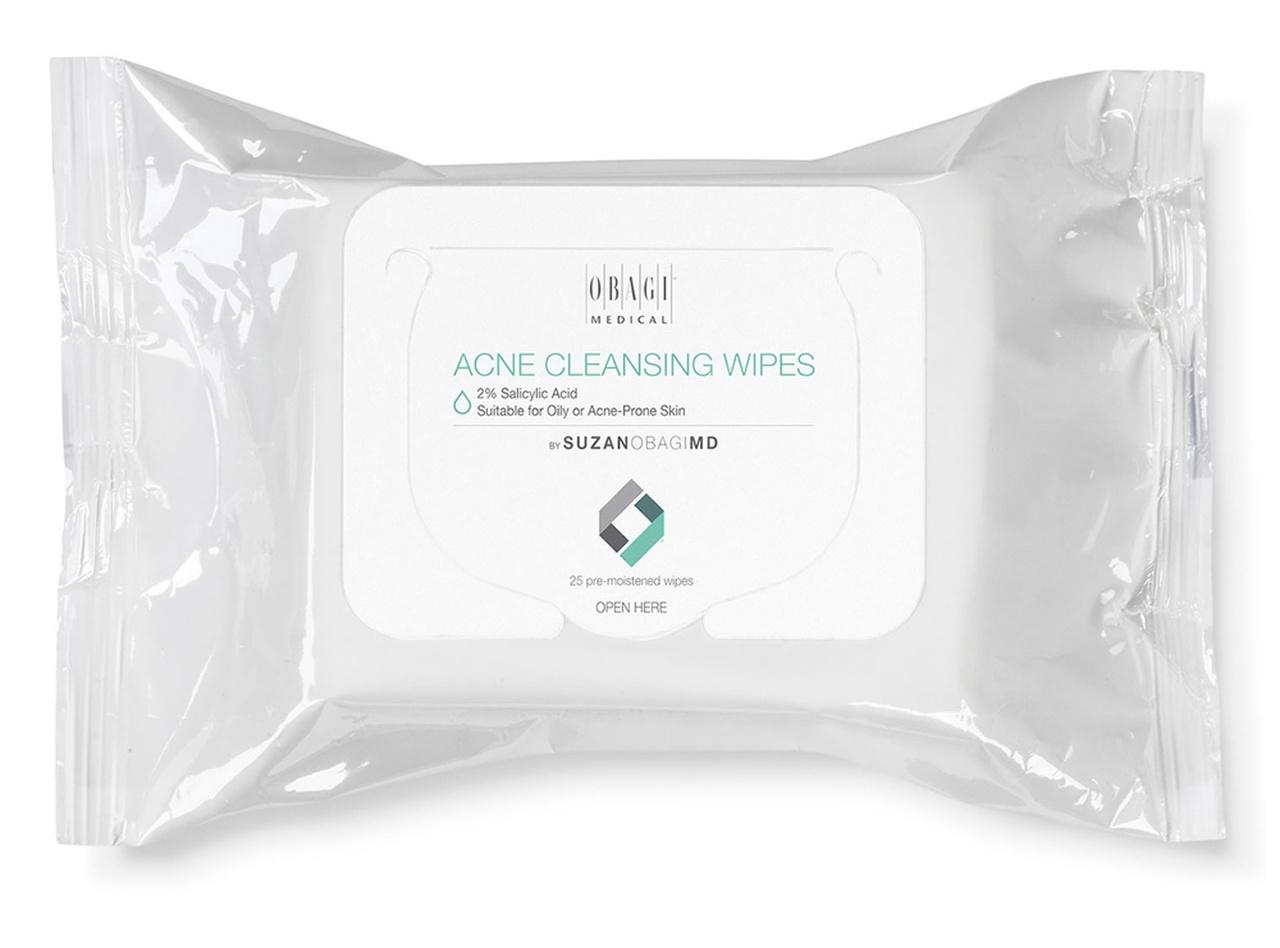 SuzanObagiMD Obagi Medical Acne Cleansing Wipes