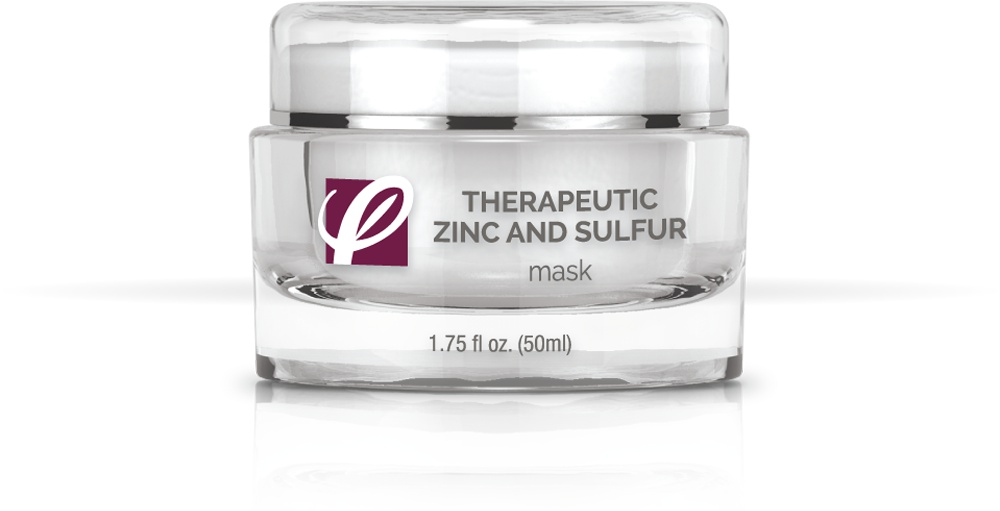 Therapeutic Zin And Sulfur Mask