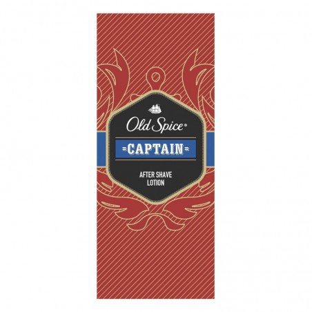 Old Spice Aftershave Captain