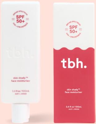 tbh. Skin Shady
