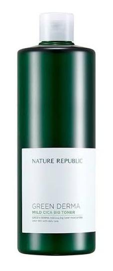 Nature Republic Green Derma Cica Big Toner