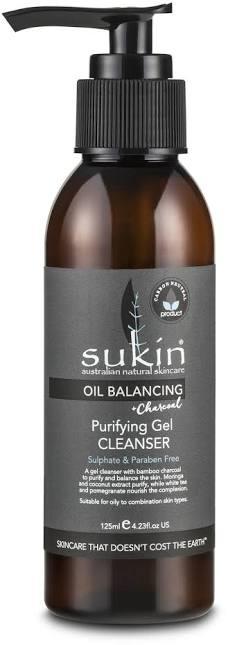 Sukin Oil Balancing Purifying Gel Cleanser