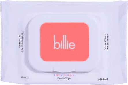 Billie Wonder Wipes