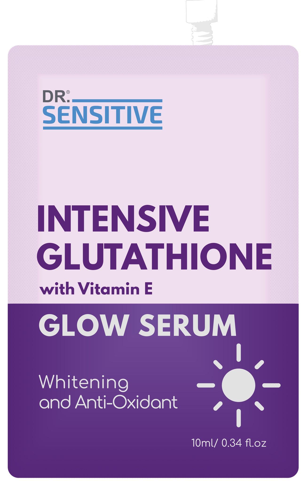Dr. Sensitive Intensive Glutathione Glow Serum