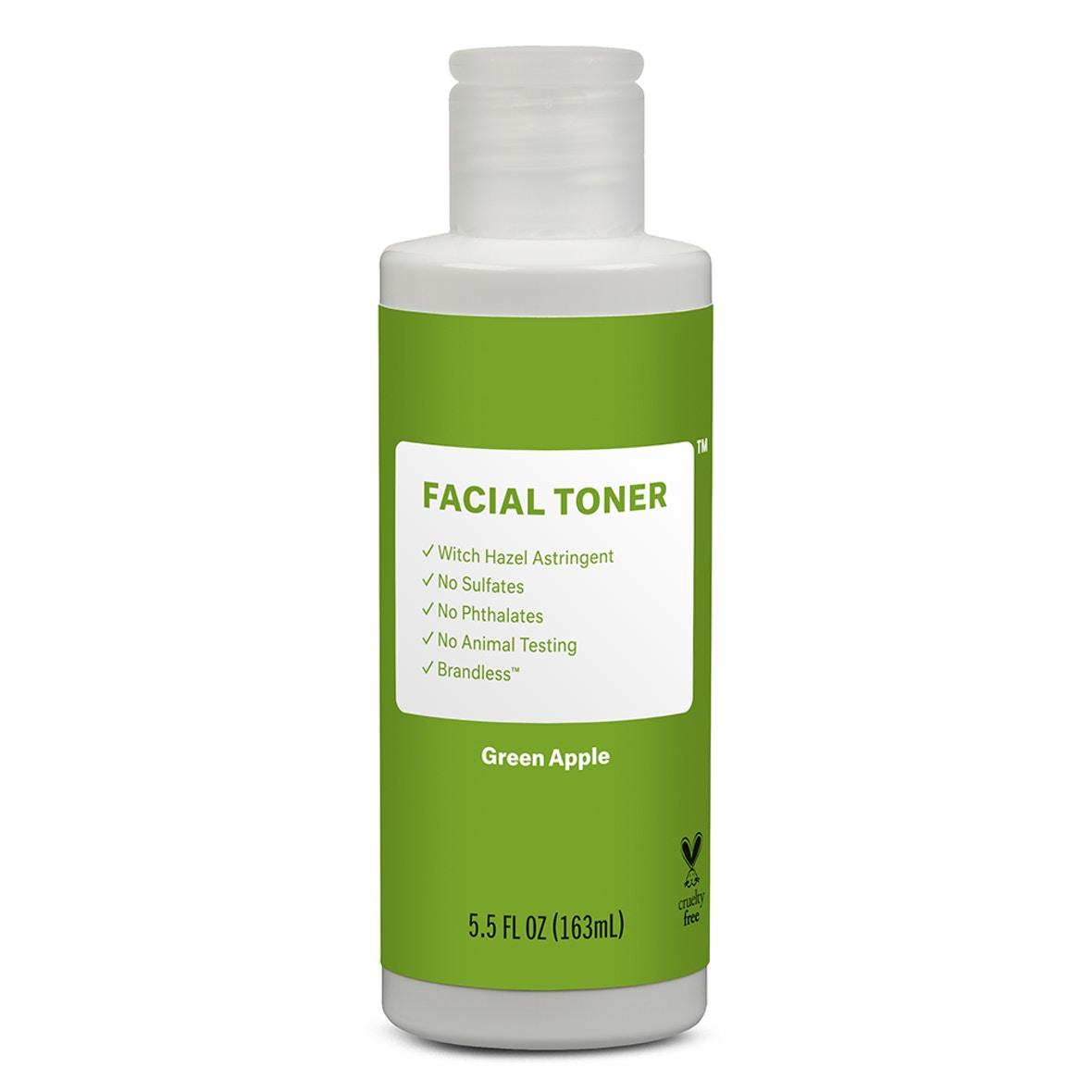 Brandless Green Apple Facial Toner