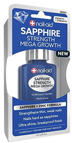 Nail Aid Sapphire Strength Mega Growth