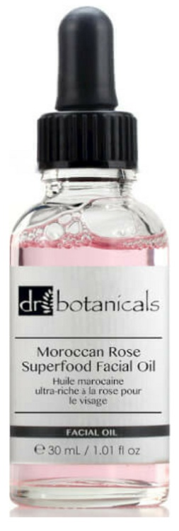 Dr Botanicals Moroccan Rose Superfood Facial Oil