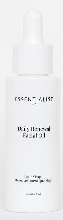 Essentialist Inc Daily Renewal Facial Oil