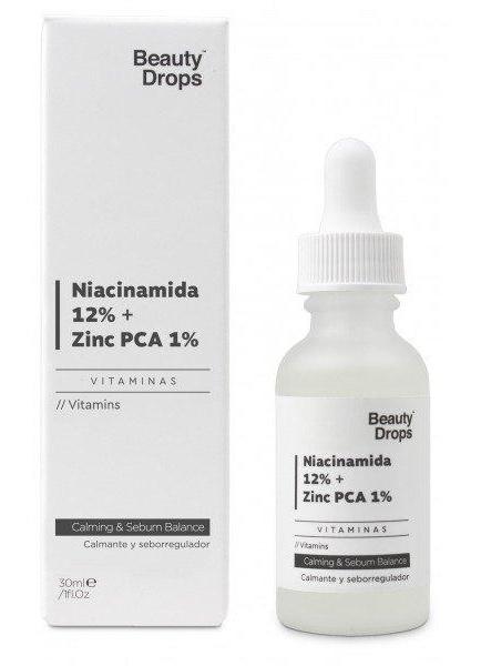 Beauty Drops Niacinamide 12% + Zinc Pca 1%