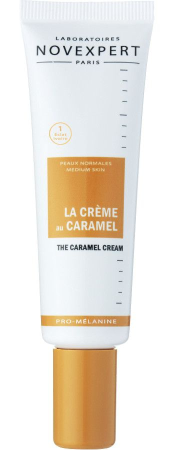 Novexpert The Caramel Cream Ivory Radiance