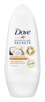 Dove Nourishing Secrets Restoring Ritual Antiperspirant Deodorant Roll On