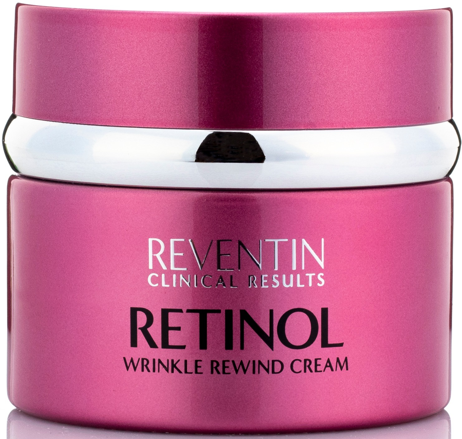 Reventin Clinical Results Wrinkle Rewind Cream