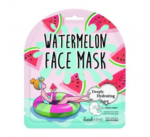 Look at me Watermelon Face Mask