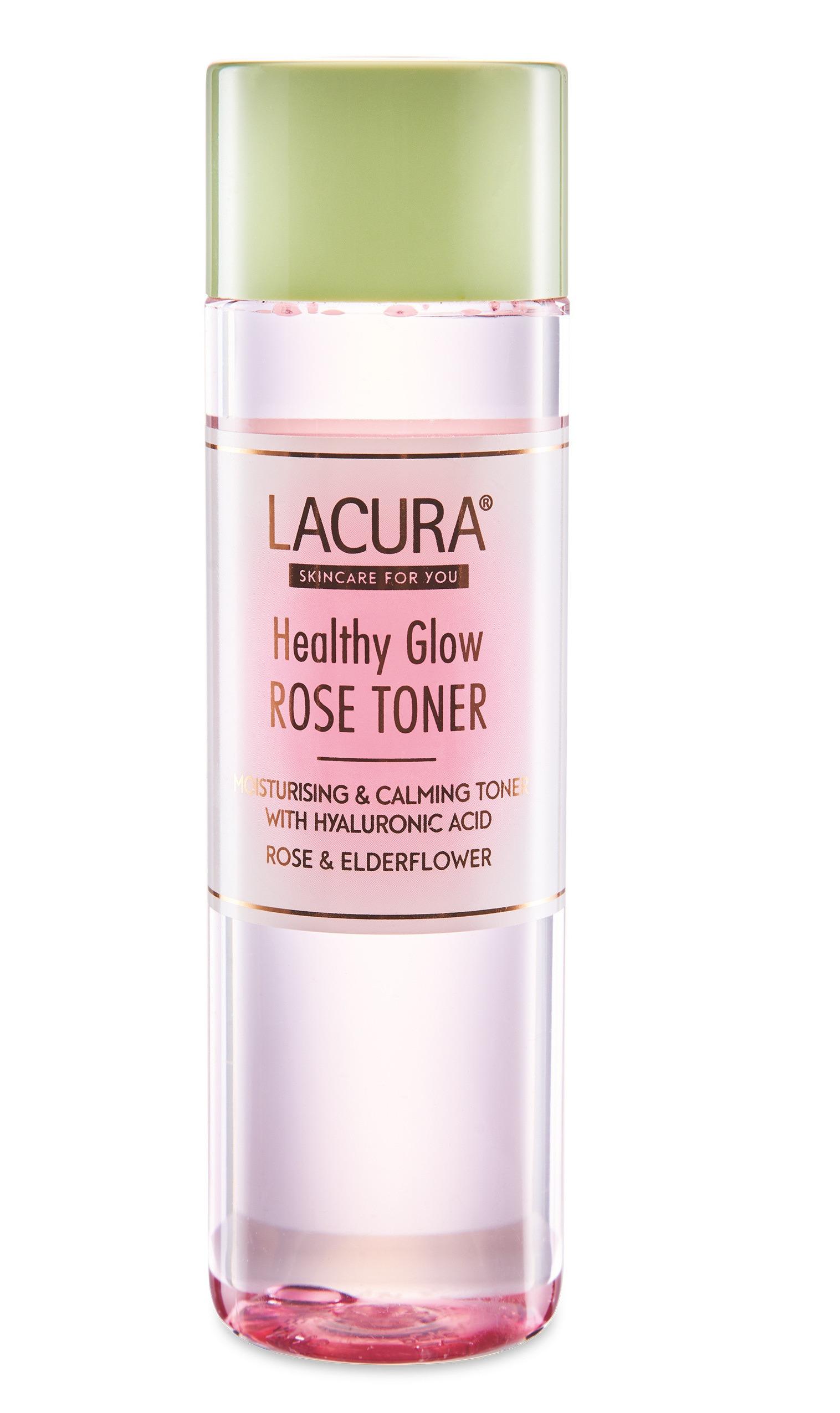 LACURA Healthy Glow Rose Toner