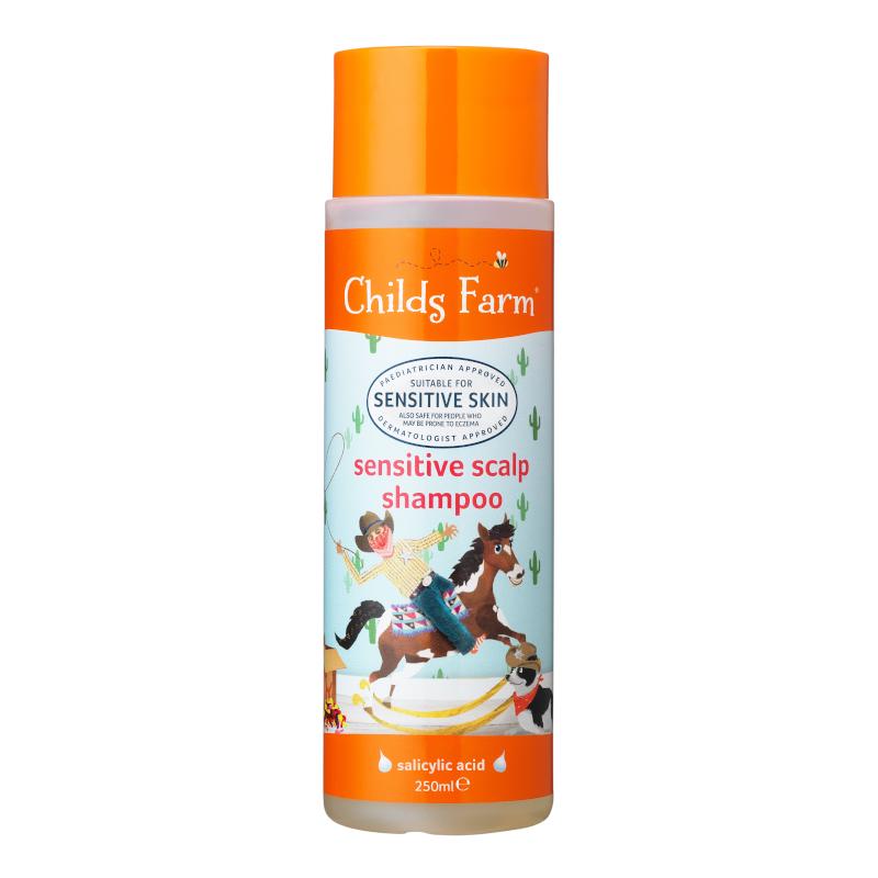 Childs Farm Sensitive Scalp Shampoo, Unfragranced