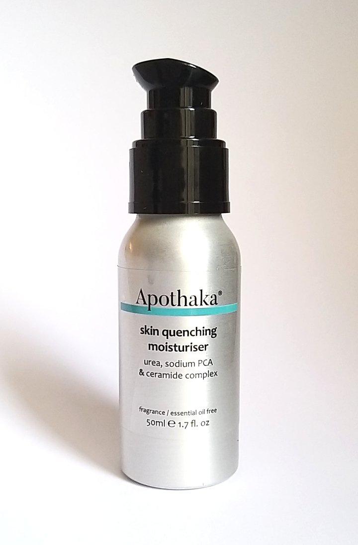 Apothaka Skincare Skin Quenching Moisturiser