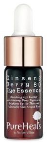 PureHeal's Ginseng Berry 80 Eye Essence