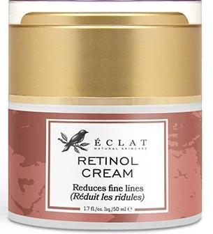 Éclat Natural Skincare Retinol Cream