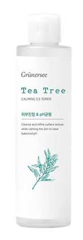 Grunersee Tea Tree Calming 5.5 Toner