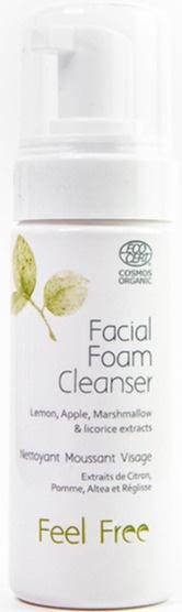 Feel free Facial Foam Cleanser