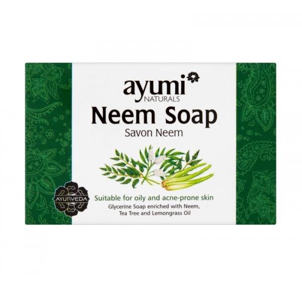 Ayumi Neem & Tea Tree Soap