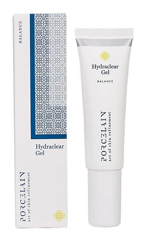 Porcelain Hydraclear Gel