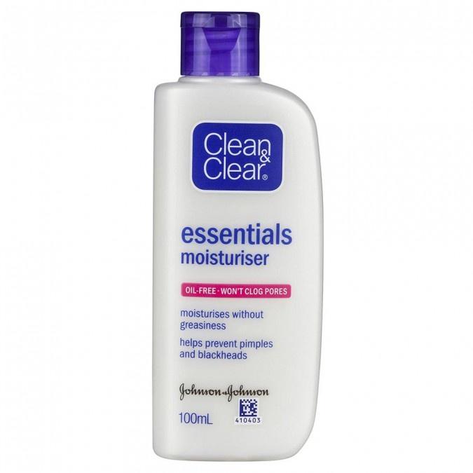 Clean And Clear Essentials Moisturiser