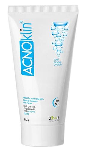 Acnoklin Gel Face Wash