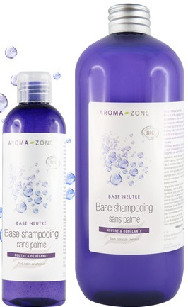 Aromazone Base Shampoing Neutre Sans Palme
