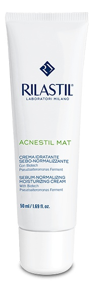 Rilastil Acnestil Sebum-Normalizing Moisturizing Cream