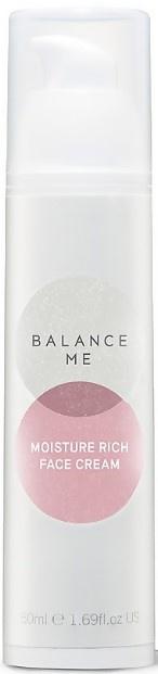 Balance Me Moisture Rich Face Cream