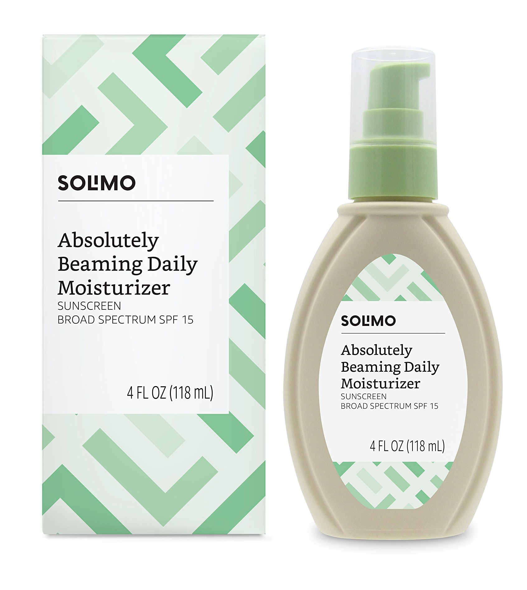 Solimo Absolutely Beaming Daily Moisturizer SunscreenSpf 15